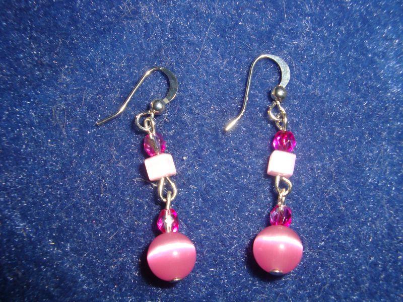La bo te bijoux ensemble colier boucle d oreille - Boite a bijoux boucle d oreille ...